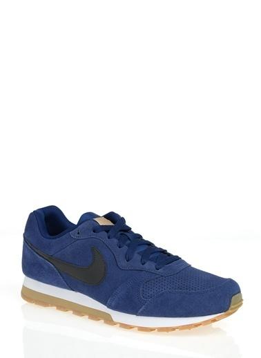 Nike Md Runner 2 Suede Mavi